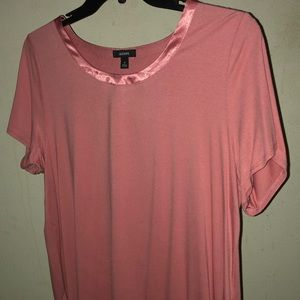 Baby Pink Alfani T-shirt